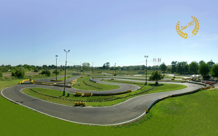 Karting Number One à Agde - Circuit