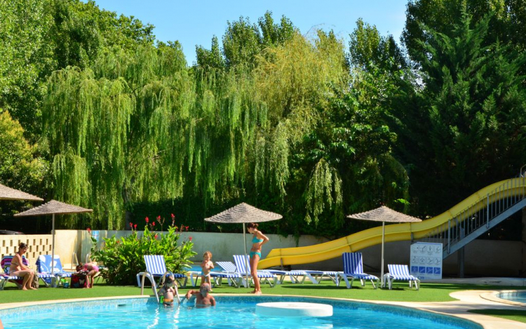Camping Sud Loisirs - Piscine