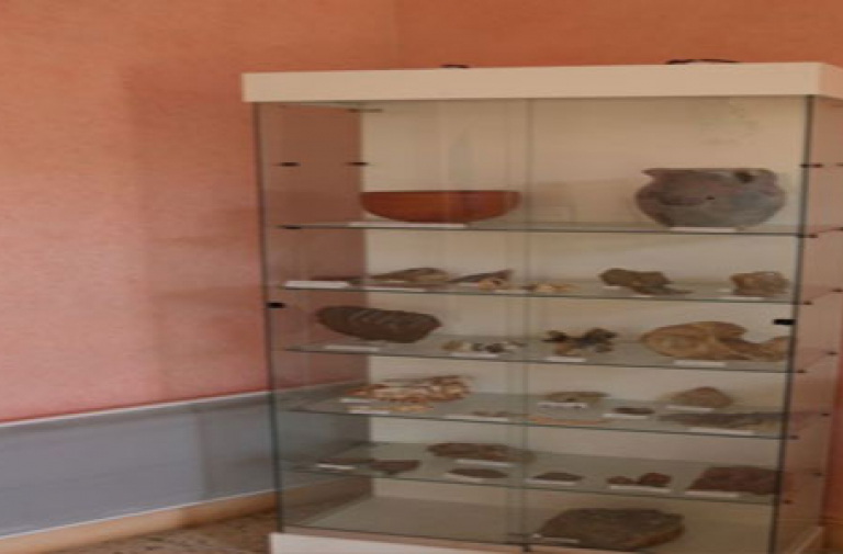 GEOLOGY AND ARCHAEOLOGY EXHIBITION