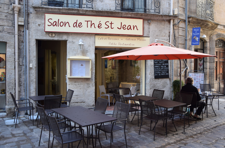 SALON DE THE SAINT JEAN
