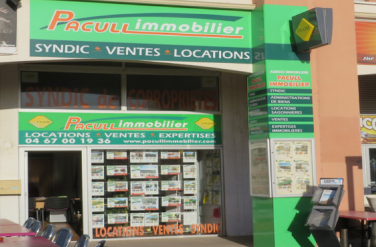 Agence Pacull Immobilier